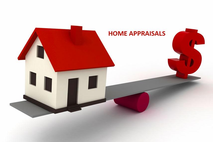 How Do Appraisers Determine a Home's Value