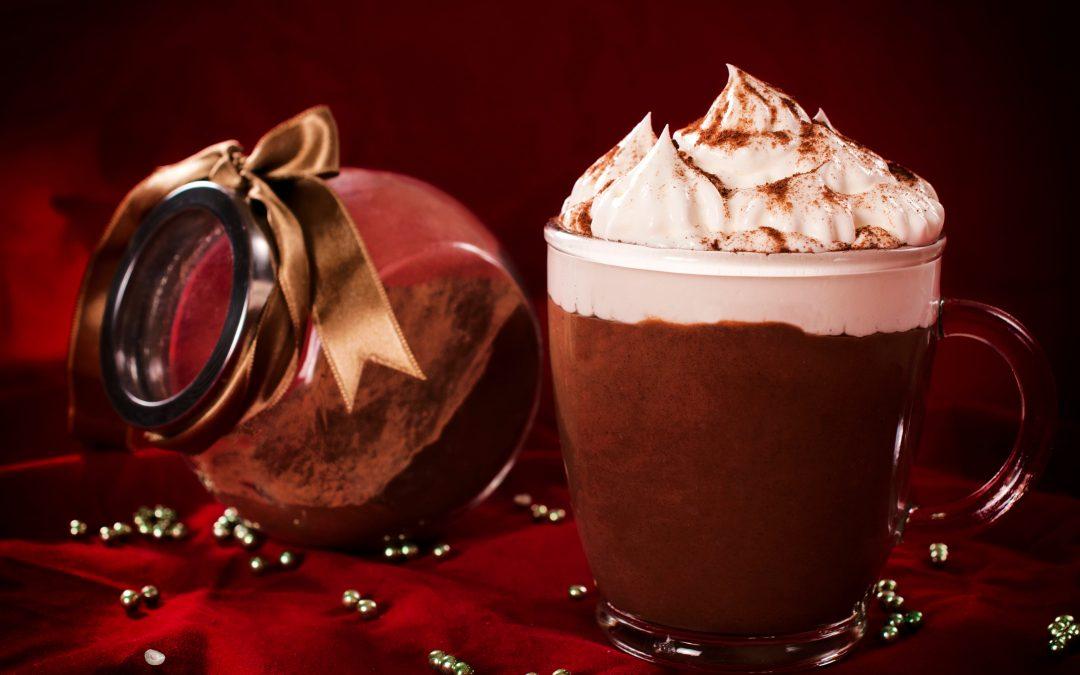 Red-Wine Hot Chocolate